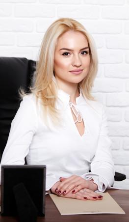 Yevheniya Solonina